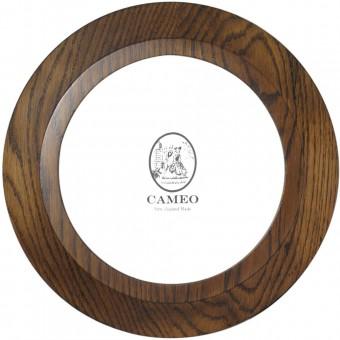 "Round Oak Frame 11"" x 11"" (279mm x 279mm)"