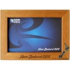 "6"" x 4"" Rimu Paua New Zealand Frame"